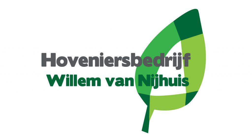 Nieuwe Stijl Grafische Vormgeving Putten Ontwerp Goedkoop Reclame Veluwe Logo Drukwerk Hoveniersbedrijf Willem van Nijhuis