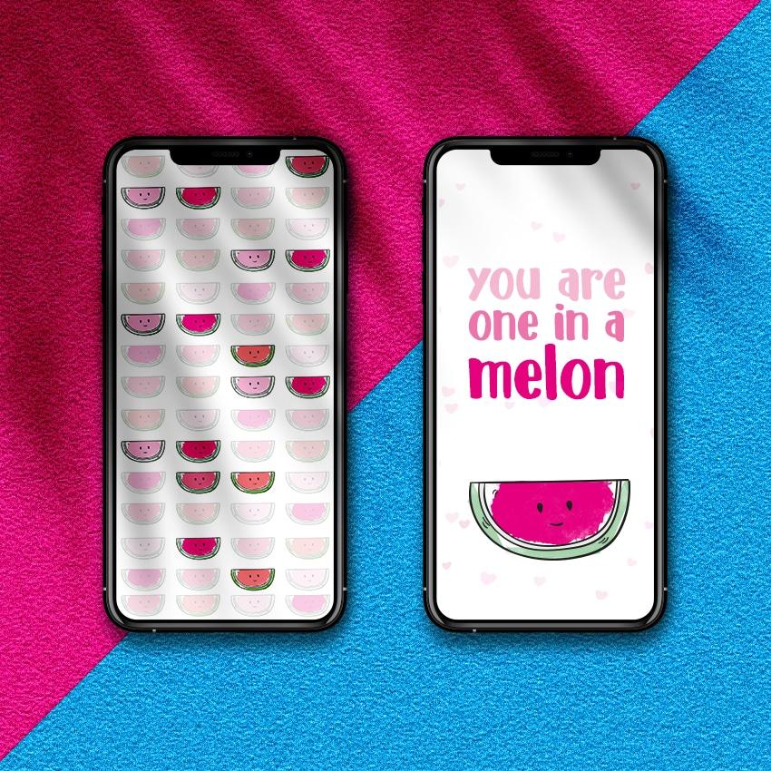 Meloen-wallpaper-mockup